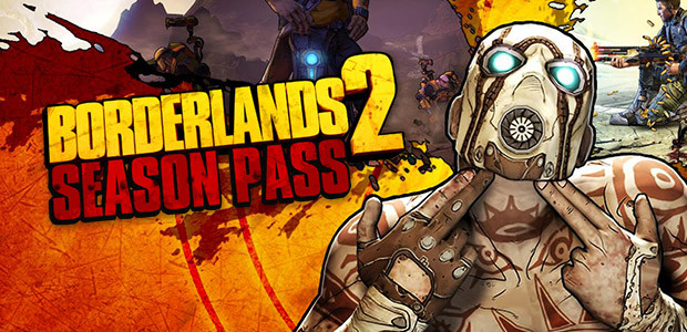 Borderlands 2 Season Pass - Cover / Packshot