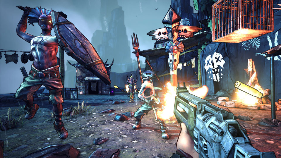 Borderlands 2: Game of the Year Edition Steam Key for PC - Buy now