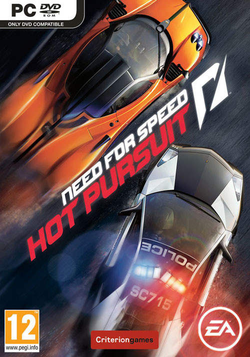 Need for Speed Hot Pursuit - Packshot
