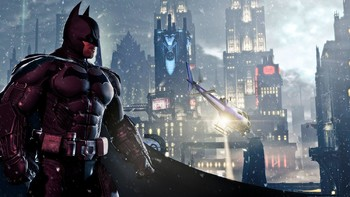 Screenshot1 - Batman Arkham Origins