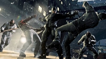 Screenshot9 - Batman Arkham Origins