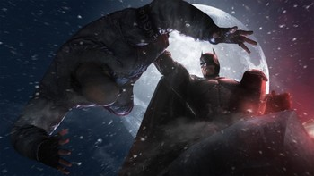 Screenshot2 - Batman Arkham Origins