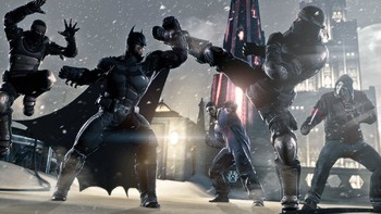 Screenshot7 - Batman Arkham Origins