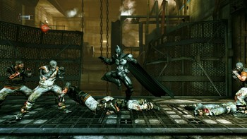 Screenshot2 - Batman Arkham Origins: Blackgate - Deluxe Edition