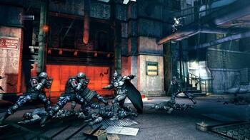 Screenshot1 - Batman Arkham Origins: Blackgate - Deluxe Edition