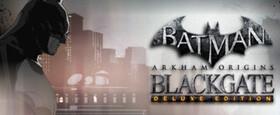Batman Arkham Origins: Blackgate - Deluxe Edition