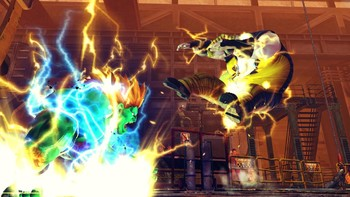 Screenshot4 - Ultra Street Fighter IV