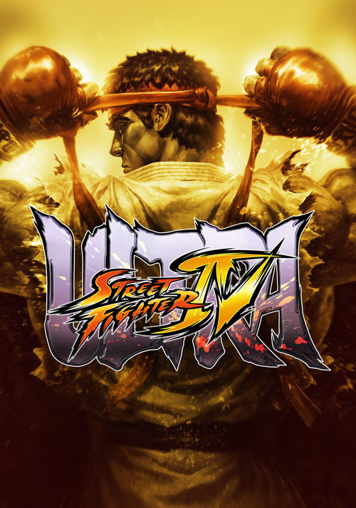 Ultra Street Fighter IV - Cover
