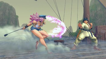 Screenshot10 - Ultra Street Fighter IV