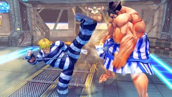 Screenshot1 - Ultra Street Fighter IV