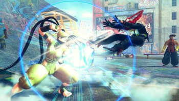 Screenshot2 - Ultra Street Fighter IV