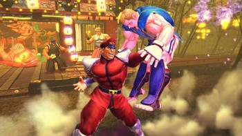 Screenshot3 - Ultra Street Fighter IV