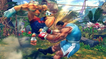 Screenshot5 - Ultra Street Fighter IV