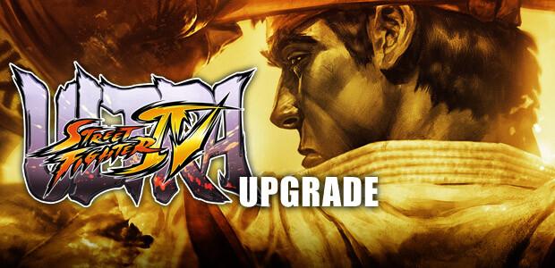Ultra Street Fighter IV Upgrade - DLC - Cover / Packshot