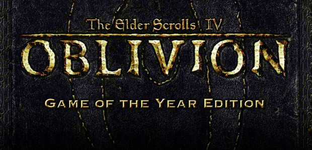 The Elder Scrolls IV: Oblivion GOTY Edition - Cover / Packshot