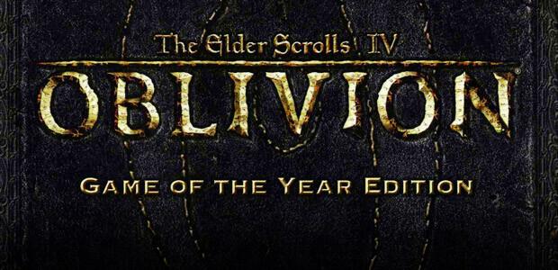The Elder Scrolls IV: Oblivion GOTY Edition - Cover / Packshot
