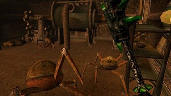 Screenshot2 - The Elder Scrolls III: Morrowind - Game of the Year Edition