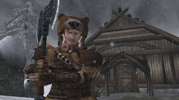 Screenshot4 - The Elder Scrolls III: Morrowind - Game of the Year Edition