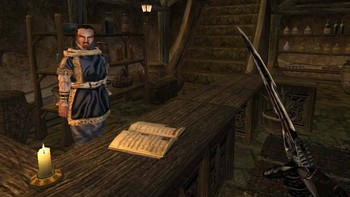 Screenshot6 - The Elder Scrolls III: Morrowind® Game of the Year Edition