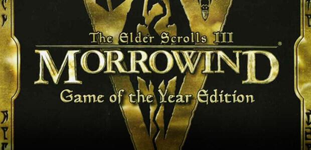 The Elder Scrolls III: Morrowind - Game of the Year Edition - Cover / Packshot