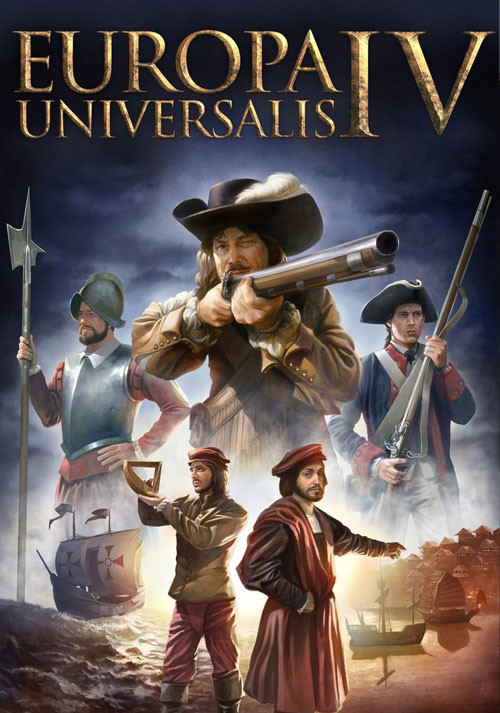 Europa Universalis IV - Cover