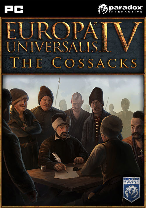 Europa Universalis IV: Cossacks - Cover / Packshot