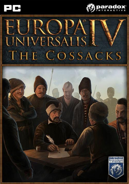 Europa Universalis IV: Cossacks - Packshot