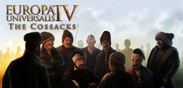 Europa Universalis IV: Cossacks - Cover / Packshot