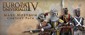 Europa Universalis IV: Mare Nostrum Content Pack