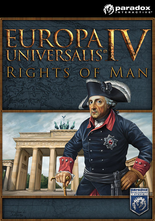 Europa Universalis IV: Rights of Man - Cover