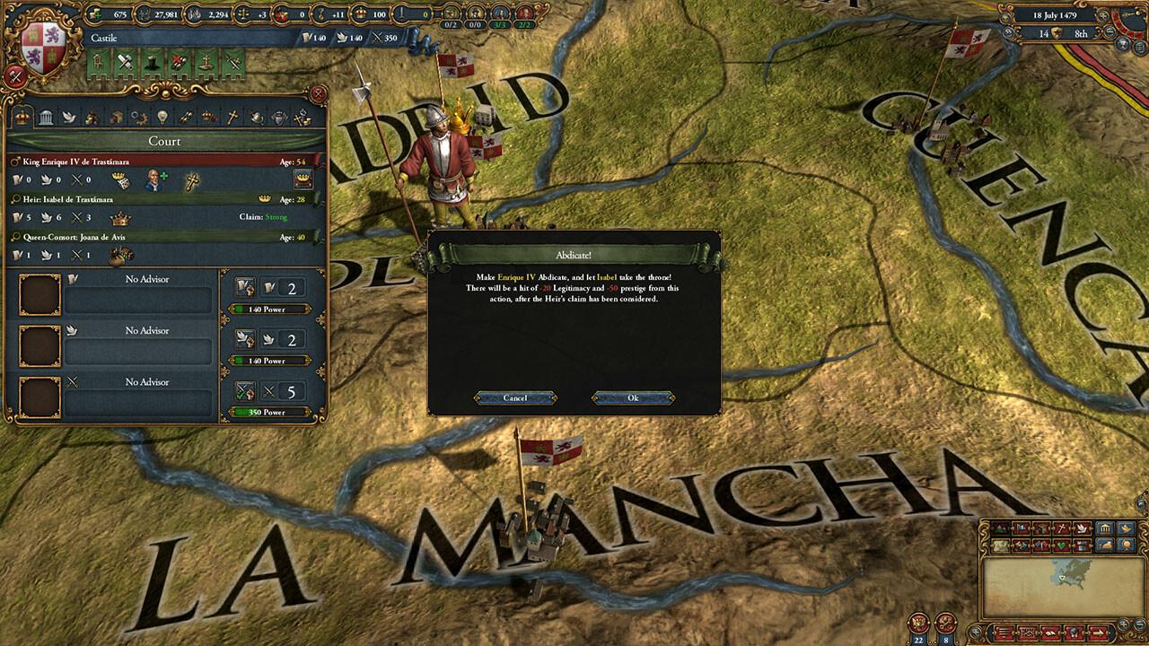 Europa Universalis IV: Rights of Man [Clé CD Steam] / Acheter et  télécharger sur PC, Mac et Linux