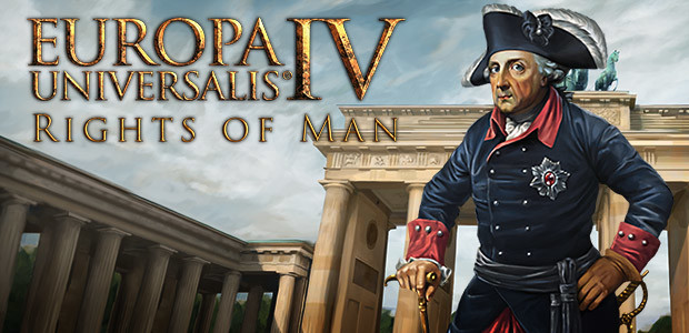 Europa Universalis IV: Rights of Man - Cover / Packshot