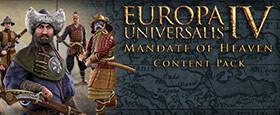 Europa Universalis IV: Mandate of Heaven Content Pack