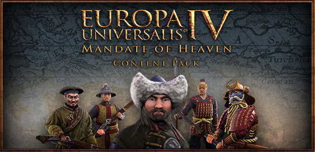 Europa Universalis IV: Mandate of Heaven Content Pack - Cover / Packshot
