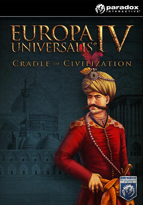 Europa Universalis IV: Cradle of Civilization - Cover