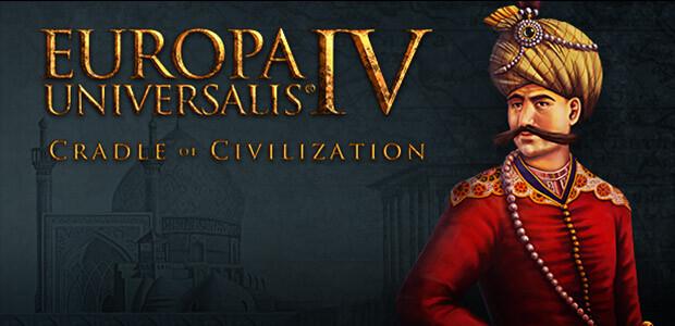 Europa Universalis IV: Cradle of Civilization - Cover / Packshot