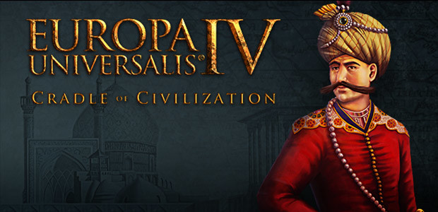 Europa Universalis IV: Cradle of Civilization - Cover / Packshot