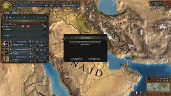 Screenshot2 - Europa Universalis IV: Cradle of Civilization Content Pack