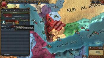 Screenshot3 - Europa Universalis IV: Cradle of Civilization Content Pack