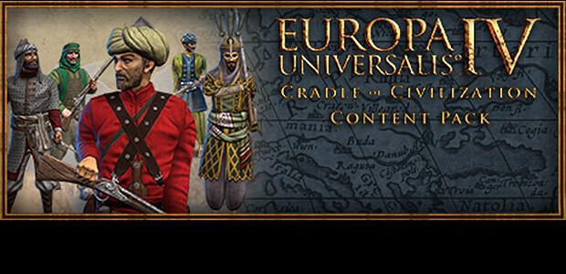 Europa Universalis IV: Cradle of Civilization Content Pack    - Cover / Packshot