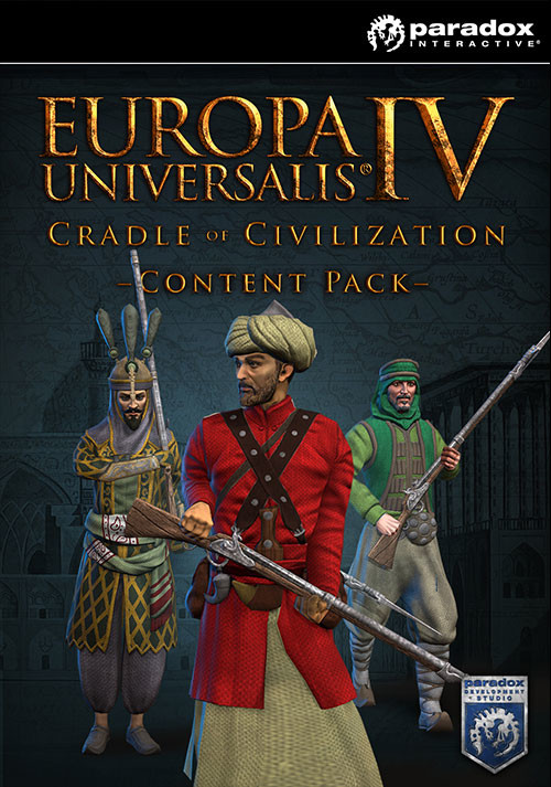 Europa Universalis IV: Cradle of Civilization Content Pack    - Cover / Packshot