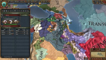 Screenshot1 - Europa Universalis IV: Cradle of Civilization Content Pack
