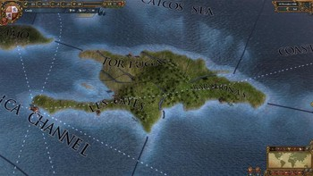 Screenshot2 - Europa Universalis IV: Conquest of Paradise (Expansion)