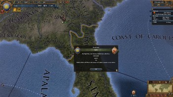 Screenshot1 - Europa Universalis IV: Conquest of Paradise (Expansion)