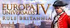 Europa Universalis IV: Rule Britannia