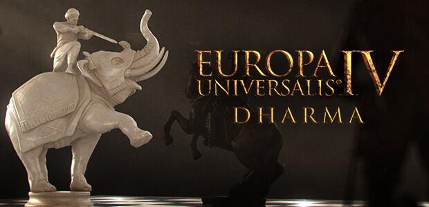 Europa Universalis IV: Dharma - Cover / Packshot