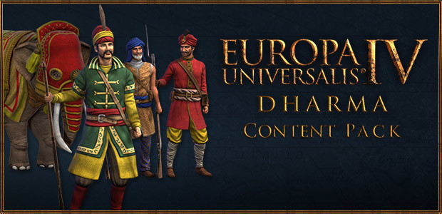 Europa Universalis IV: Dharma Content Pack - Cover / Packshot