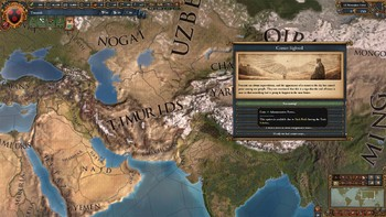 Screenshot2 - Europa Universalis IV: Empire Founder Pack