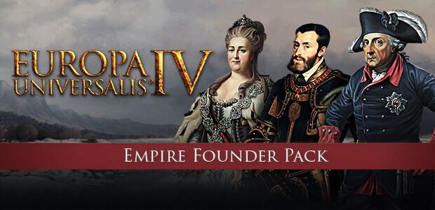 Europa Universalis IV: Empire Founder Pack - Cover / Packshot