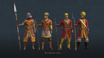 Screenshot1 - Europa Universalis IV: Dharma Collection